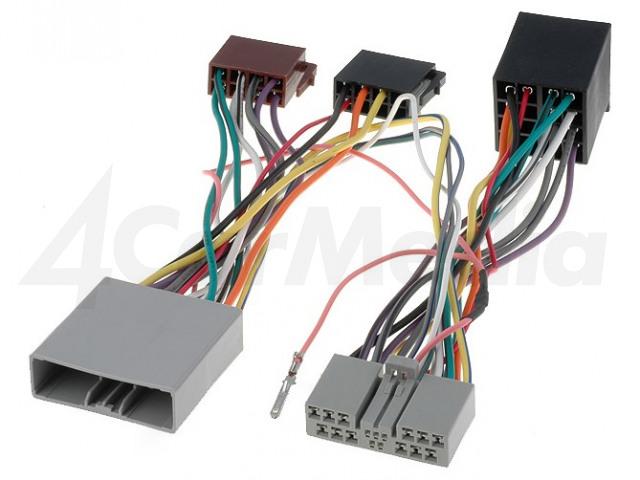 HF-59290 4CARMEDIA, Kábel pre hands-free súpravu THB