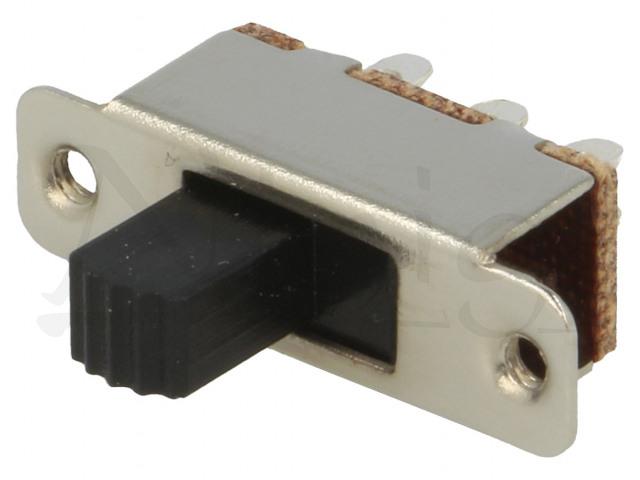 SS4022P2W NINIGI, Přepínač