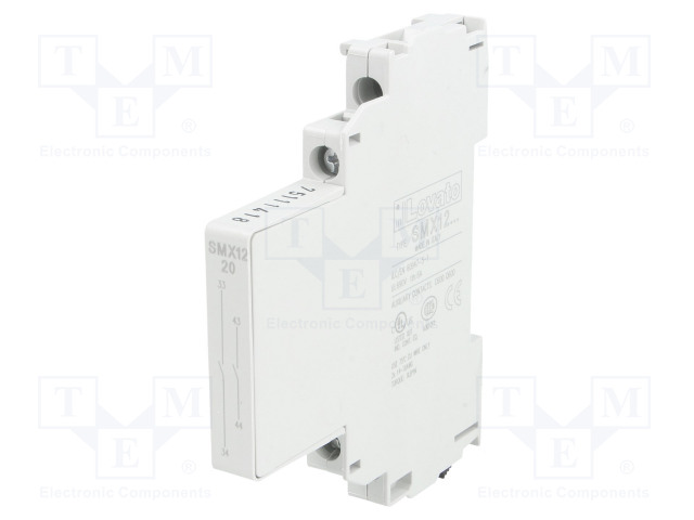 LOVATO ELECTRIC 11SMX1220 - Apukontaktorit
