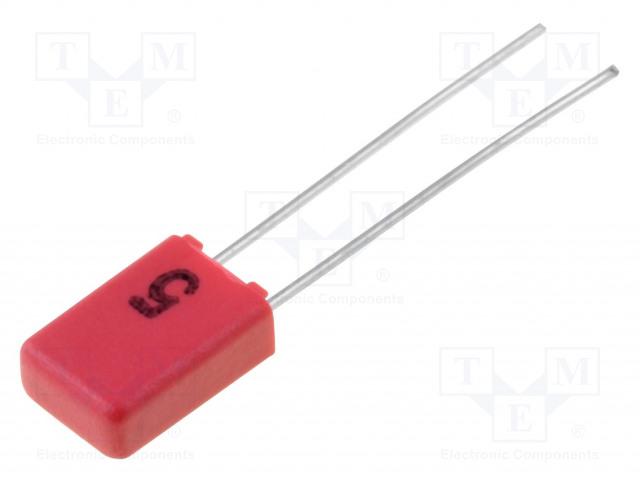 WIMA FKP0G001000B00JO00 - Kondenzátor: polypropylénový