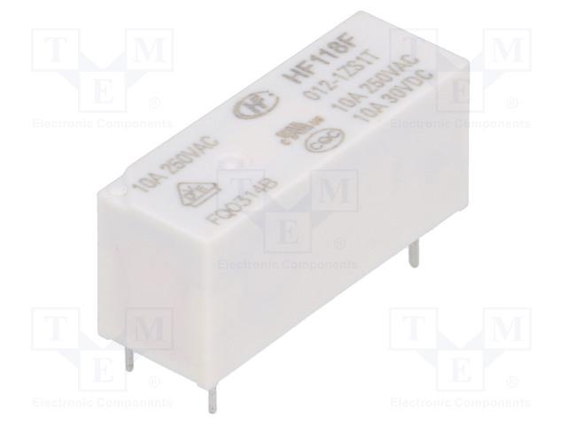 HONGFA RELAY HF118F/012-1ZS1T - Relé: elektromagnetické