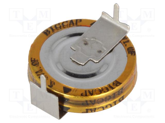 BIGCAP BCE005R5H105FS - Kondenzátor: elektrolytický