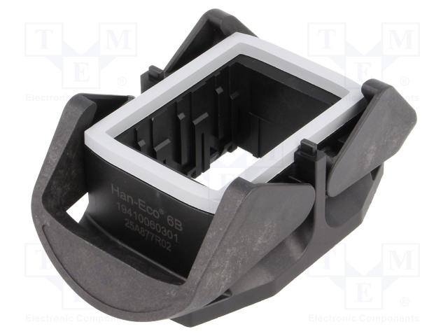 HARTING 19410060301 - Enclosure: for HAN Modular connectors
