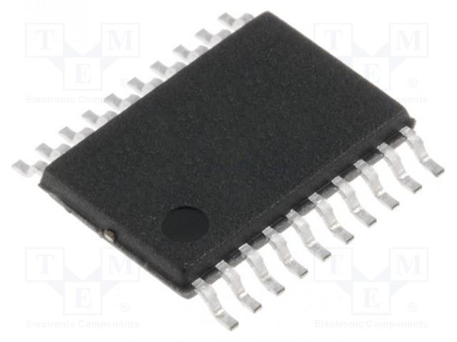NXP (FREESCALE) MC9S08SH4CTJ - Mikrokontrolér