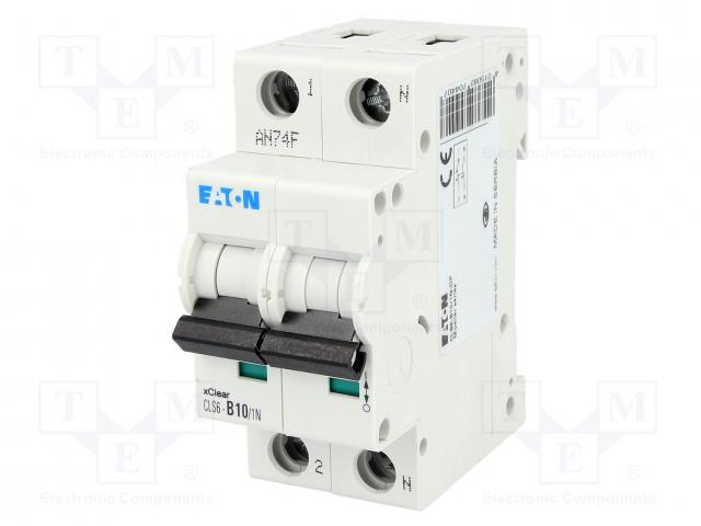 EATON ELECTRIC CLS6-B10/1N - Întrerupător de supracurent