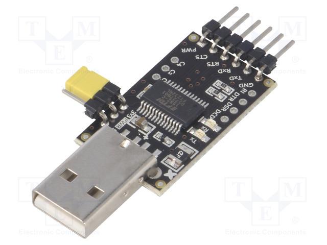 MSX ELEKTRONIKA 2-0000009 - Módulo: conversor