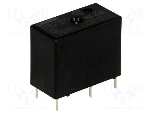 OMRON G5Q-1-EU 5VDC - Relé: elektromagnetické