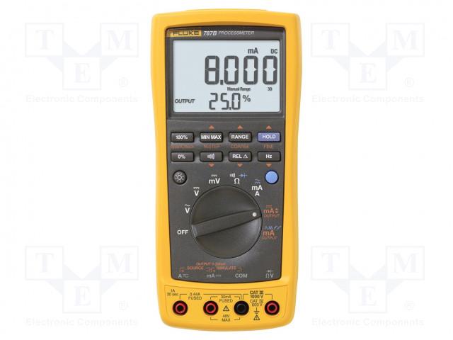 FLUKE 787B FLUKE - Multimeter calibrator FLK-787B | TME