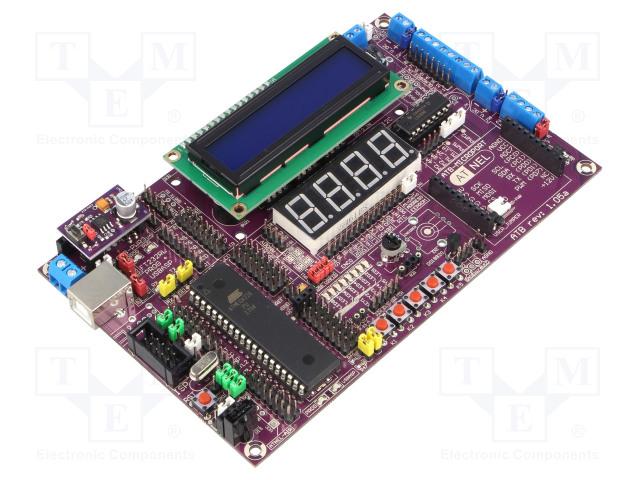 ATNEL ATB ANDROMEDA - Kehityspak: Microchip AVR