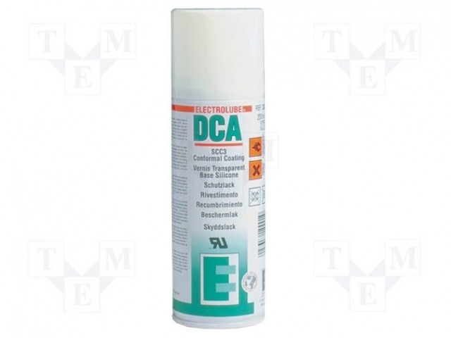 ELECTROLUBE DCA-200ML - Suojakerros