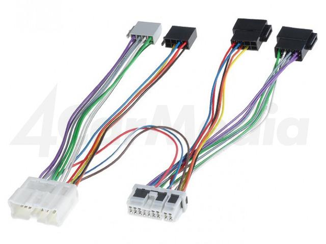 HF-59070 4CARMEDIA, Kábel pre hands-free súpravu THB