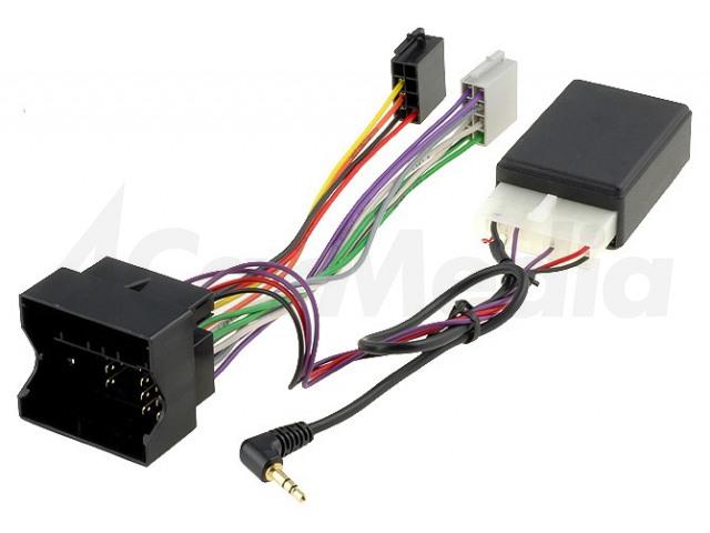 FORD/04-ALP 4CARMEDIA, Adapter voor stuurbediening