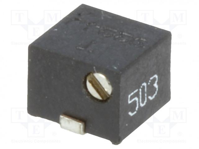SR PASSIVES 1801JSMD-50K - Potentiometri: asennus