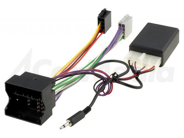FORD/04-JVC 4CARMEDIA, Adapter voor stuurbediening