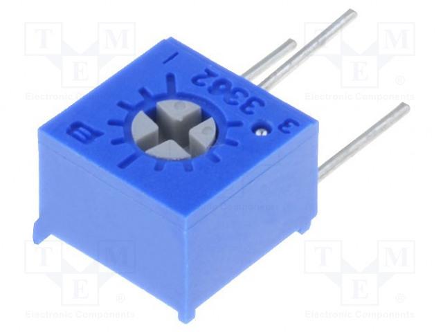 BOURNS 3362W-1-103LF - Potenciometr: montážní