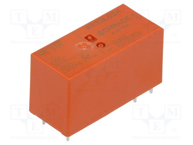 TE Connectivity 3-1393240-5 - Przekaźnik: elektromagnetyczny