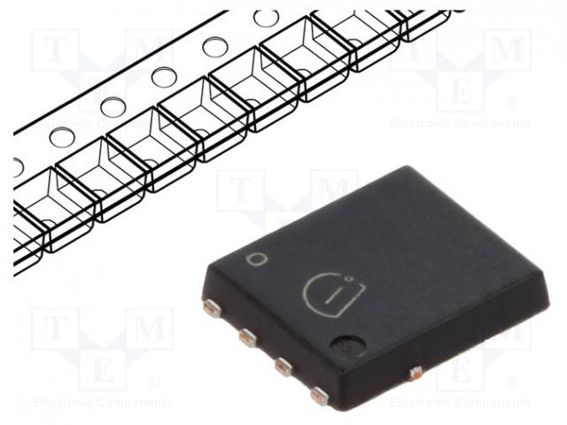 INFINEON TECHNOLOGIES BSC020N03MSGATMA1 - Transistor: N-MOSFET