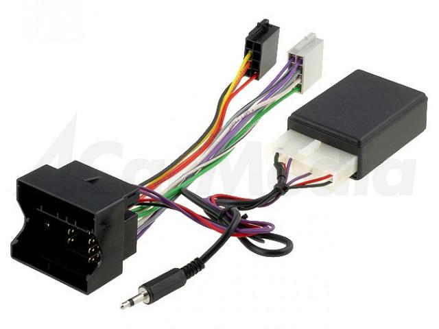 FORD/04-CLR 4CARMEDIA, Adapter voor stuurbediening