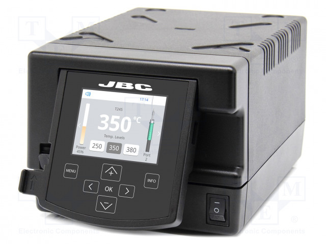 JBC TOOLS DDE-2C - Control unit