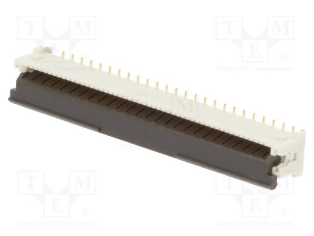 MOLEX 501951-5010 - Connector: FFC (FPC)