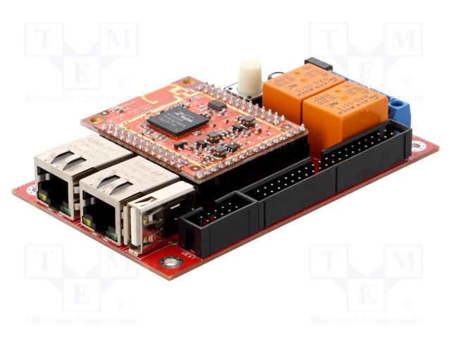 OLIMEX RT5350F-OLINUXINO-EVB - Jednodeskový počítač