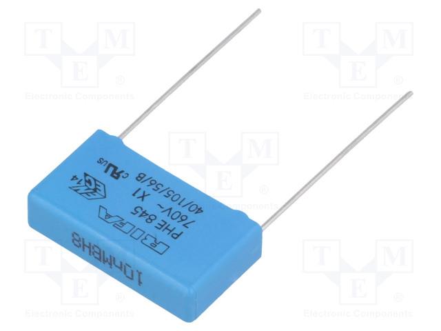 KEMET PHE845VD5100MR30L2 - Kondenzátor: polypropylénový