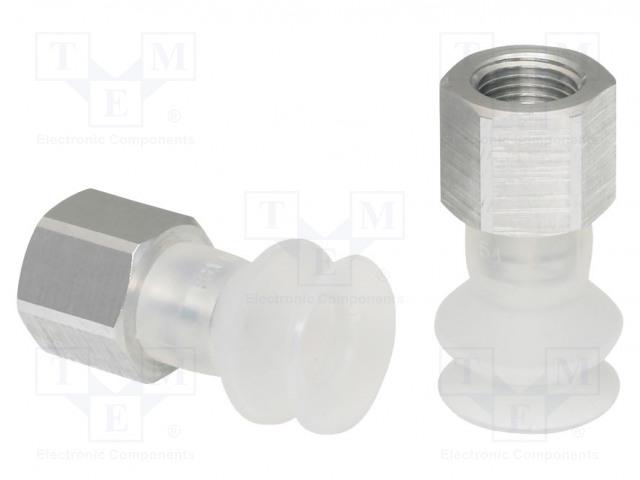 SCHMALZ FSGA-16-SI-55-G1/8-IG - Suction cup