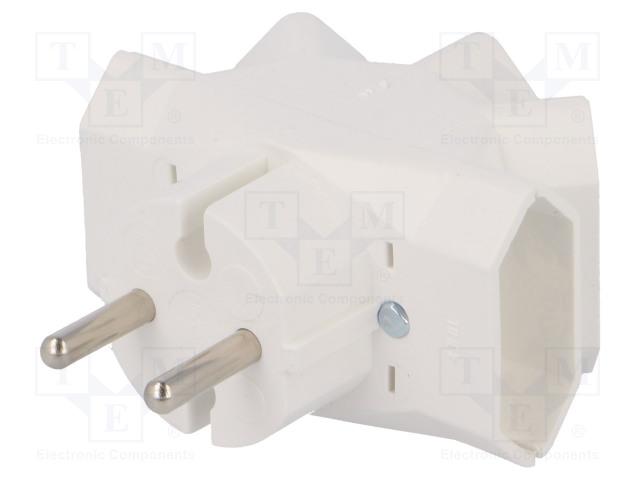 TIMEX-ELEKTRO R-5 Z - Konektor: napájecí AC
