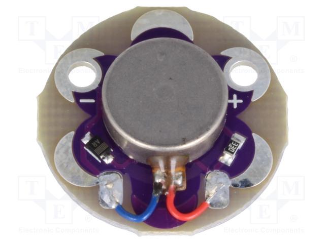 SPARKFUN ELECTRONICS INC. DEV-11008 - Motor: DC