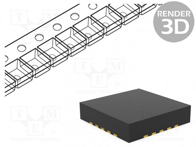 MICROCHIP (ATMEL) ATTINY816-MFR - AVR-mikroohjain
