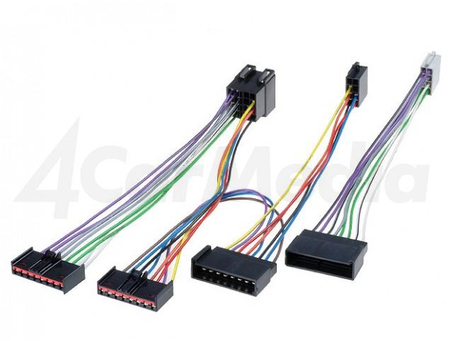 HF-59080 4CARMEDIA, Kábel pre hands-free súpravu THB
