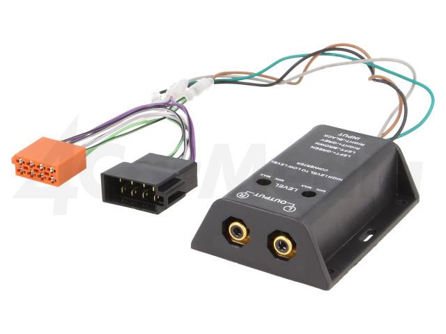 ISO-UNI.2 4CARMEDIA, Adaptor