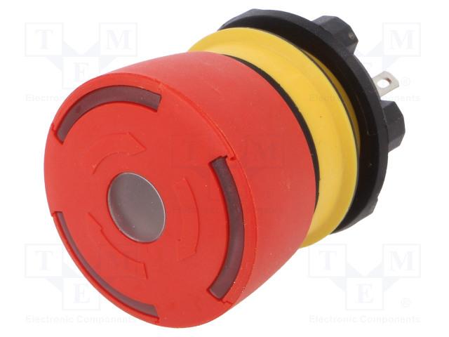 EAO 84-5041.2B20 - Przełącznik: bezpieczeństwa