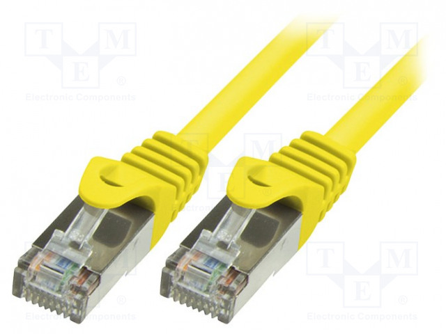 LOGILINK CP1097D - Patch cord