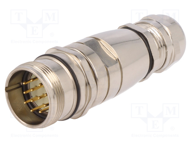BULGIN PXMBNI23FIM12ASC - Connector: M23