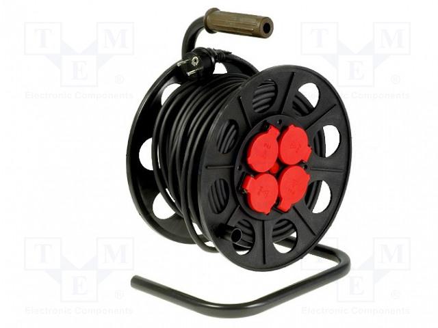 JONEX PS-BTG/IP44/30-1.5 - Prodlužovací síťový kabel