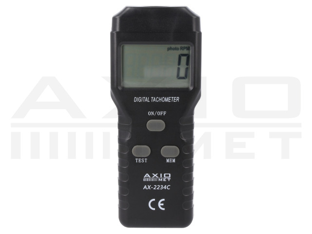AX-2234C AXIOMET, Tachometer