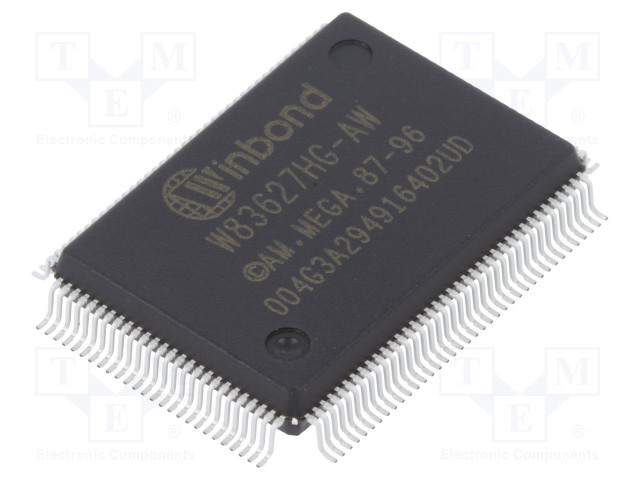 NUVOTON W83627HG-AW - IC: interface