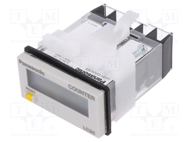 PANASONIC LC2H-F-FV-30 - Counter: electronical