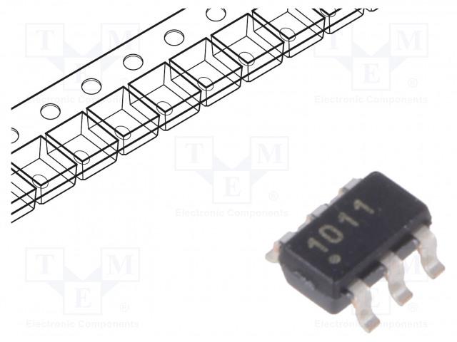 MICROCHIP (ATMEL) AT42QT1011-TSHR - Driver/sensor