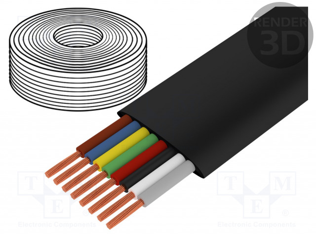LOGILINK CM08 - Wire: telecommunication cable