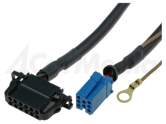 CD-RF.02 4CARMEDIA, Cable for CD changer