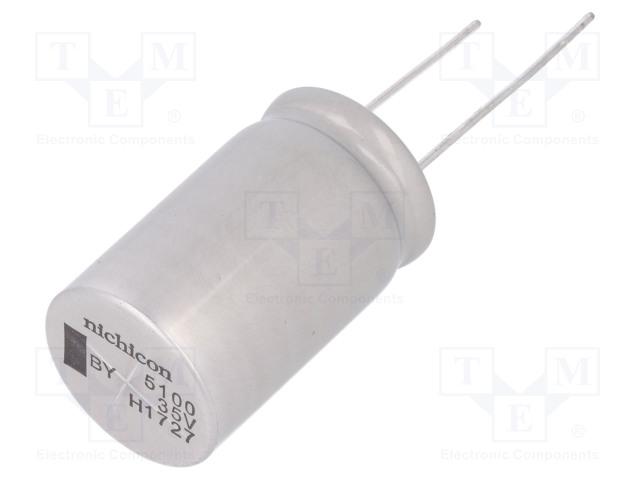 NICHICON UBY1V512MHL - Kondenzátor: elektrolit