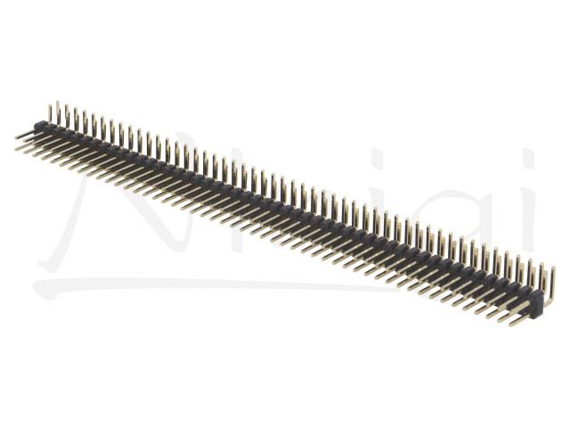 ZL212-100KG NINIGI, Kolíková lišta