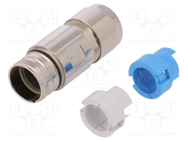 HARTING 09151000701 - Enclosure: for circular connectors