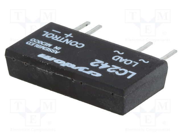 CRYDOM LC242 - Relay: solid state