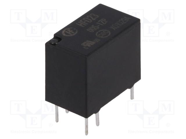 HONGFA RELAY HFD23/005-1ZP - Przekaźnik: elektromagnetyczny