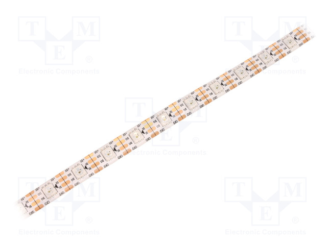 WORLDSEMI HC-F5V-60L-60LED-W-WS2813  IP65 - Bandă programabilă LED