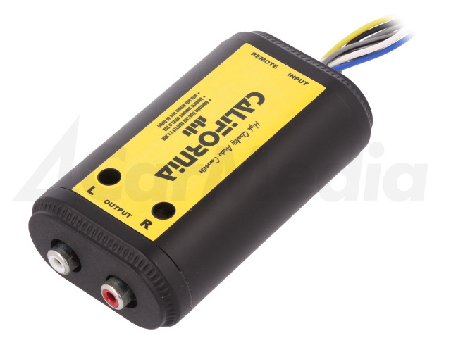 30.5000-00 4CARMEDIA, Hi-Level converter