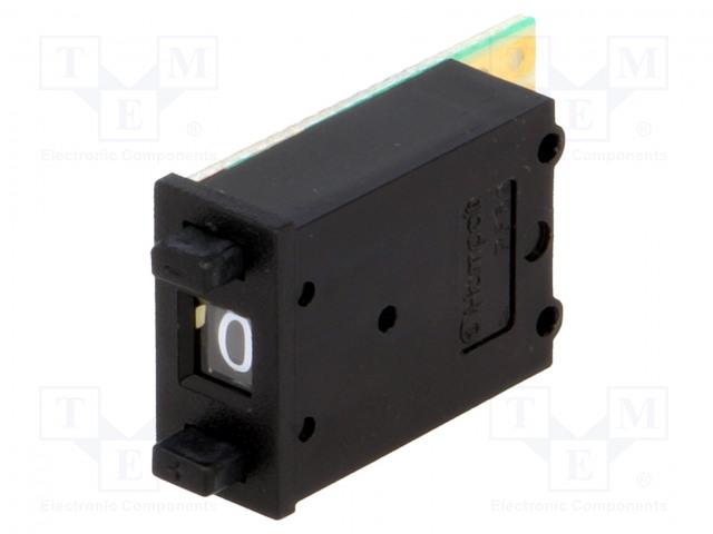 Z-48/BCD - Kódový přepínač